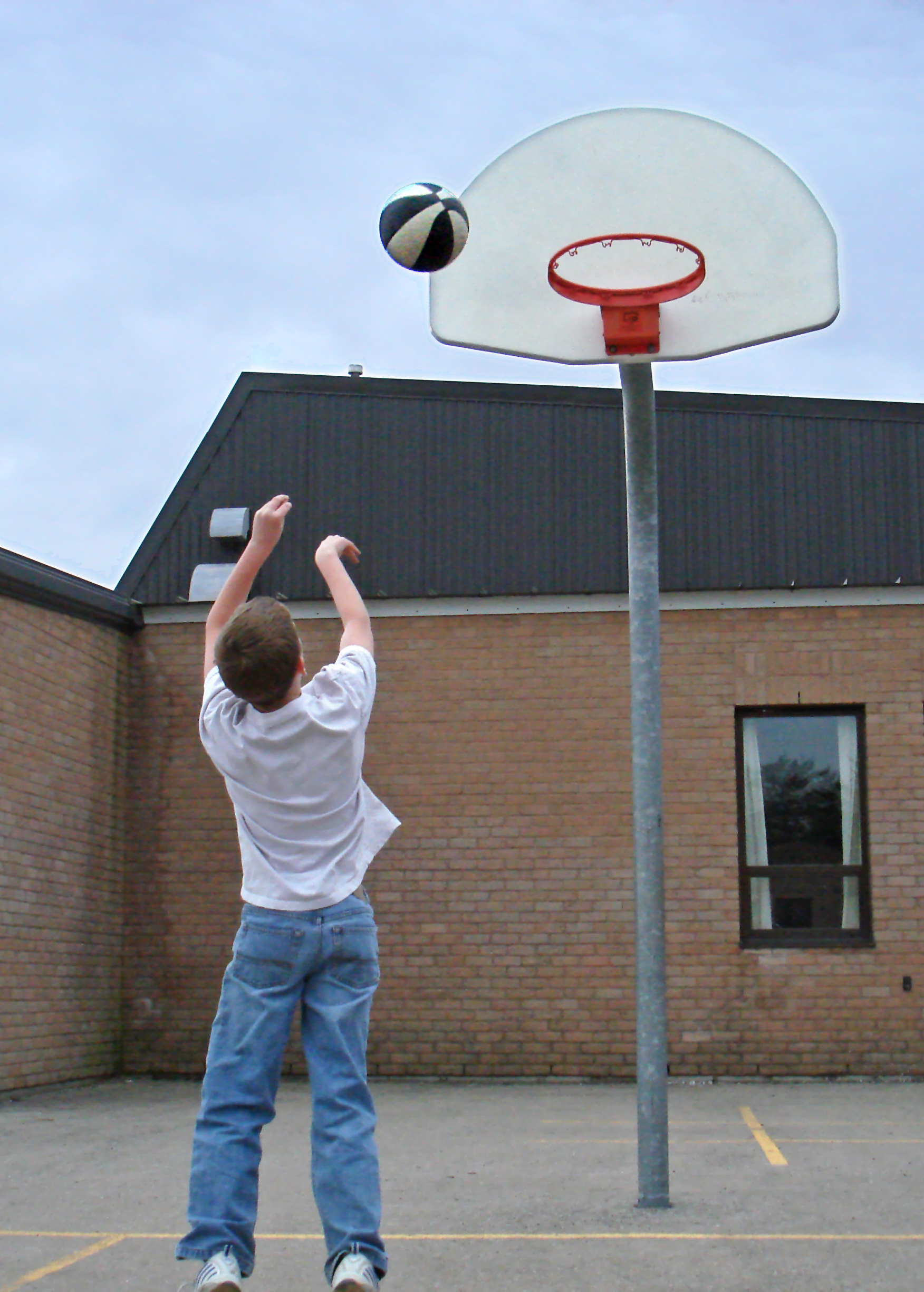 Research about basketball